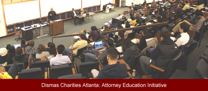 Dismas Charities Atlanta; US Attorney Education Initiative