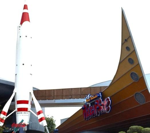 Disneyland Tomorrowland Food