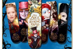 Alice-Through-The-Looking-Glass-Bookmark