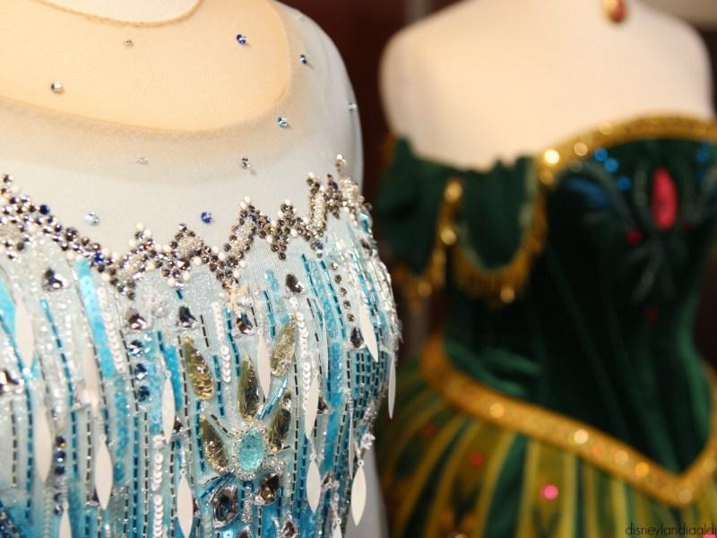 Vestido de Elsa en Frozen- Live at the Hyperion