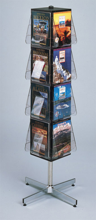 Display Solutions   Business branding  displays and signage     Premier 16 Pocket