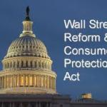 Update on Arbitration Provisions in the Dodd-Frank Wall Street Reform Act