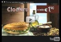 Il panino Ciociaro di McDonald's