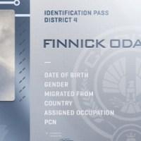 I volti dei giochi: Finnick