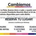 Tal como se lee en la imagen de portada, se invitó a una marcha en apoyo a Macri para el día de ayer, mediante esta tarjeta virtual que circuló en […]