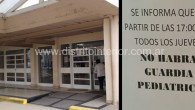 Luego de la renuncia de algunos profesionales del área ocurridas tiempo atrás, que fueron confirmados por el actual director interino, Dr. Hernán Vazquez, se trata de la Dra. Paz Del […]