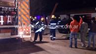 Ocurrió anoche alrededor de las 19:30 horas en un inmueble de la calle Malvinas Argentina 435, perteneciente a la familia Balvidares. Hasta el lugar llegaron la Policía Comunal y Bomberos […]