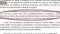 Así se lo comentó Horacio Betanzo a Distrito Interior esta tarde telefónicamente, luego de tomar conocimiento del contenido de la carta que la Sociedad Rural y la Federación Agraria, específicamente […]