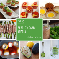 Best Low Carb Snacks