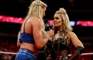Raw After WrestleMania - Charlotte Natalya