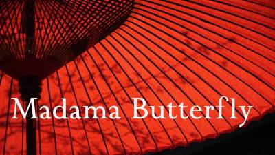 Permalink to:Madama Butterfly