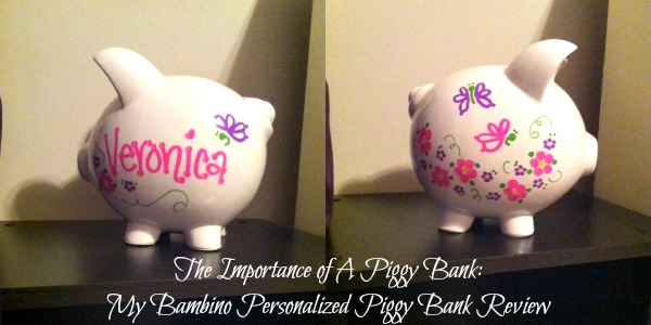 The Importance of A Piggy Bank
