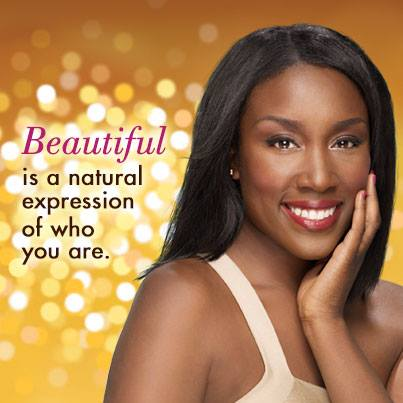 Beautiful Is A Natural Expression Of Who You Are #spon #BIAJourney