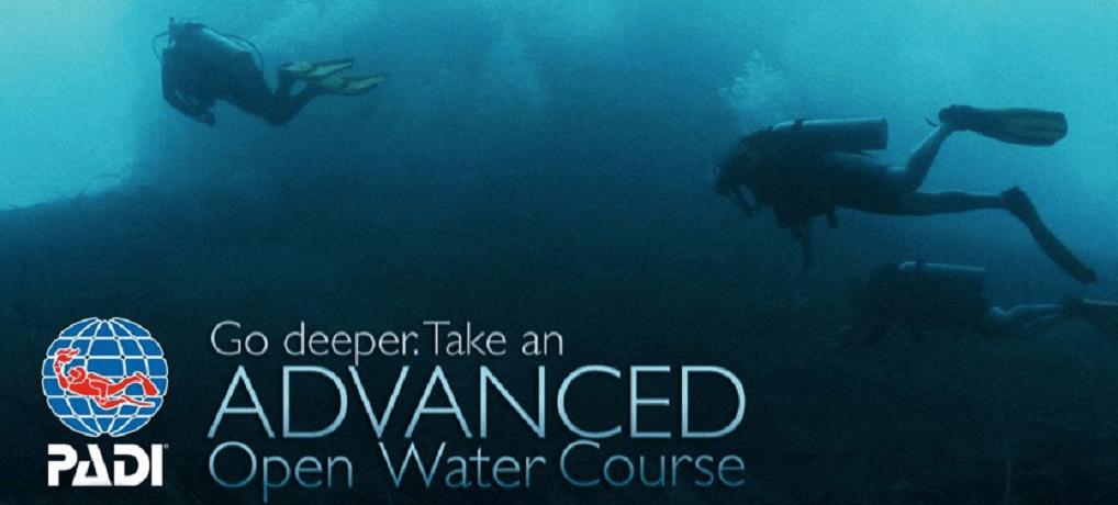 Mergulho Avançado – Advanced Open Water – PADI