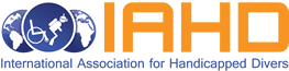 International_Association_for_Handicapped_Divers_(IAHD)_Logo