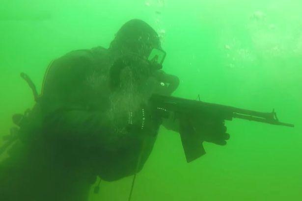 וידאו - הצצה לאימוני הקומנדו הימי הרוסי