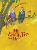cover of My Family Tree and Me by Dusan Petricic