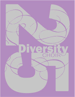T-shirt design Diversity 25 purple