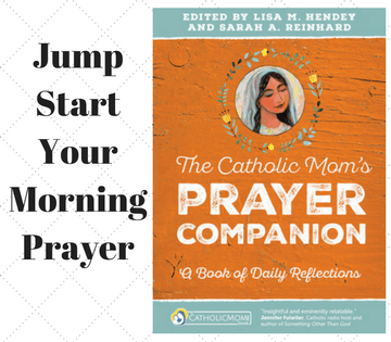 Jump Start Your Morning Prayer