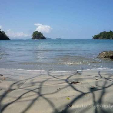 Beachtime - Coiba Panama