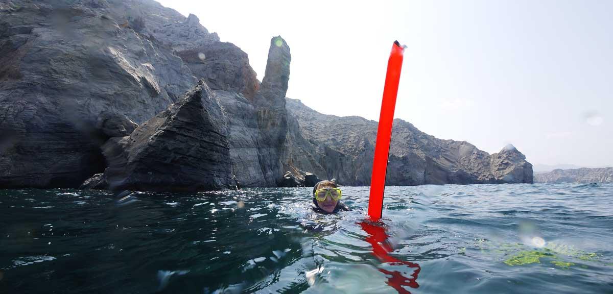 Calamari, bei 30° in Salzwasser gedünstet