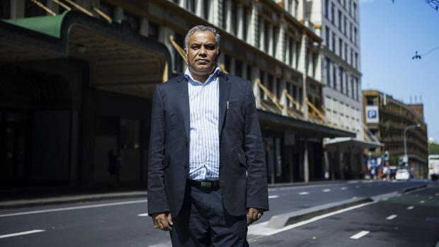 Former Indian consulate driver Hitender Kumar in Sydney wins unfair dismissal case