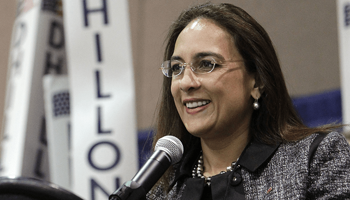 Harmeet Dhillon, the first Indian-American elected to the Republican National Committee