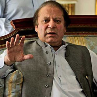 Nawaz Sharif says world ignores South Asia tension