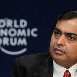 For 9th year running, Mukesh Ambani is India's richest person
