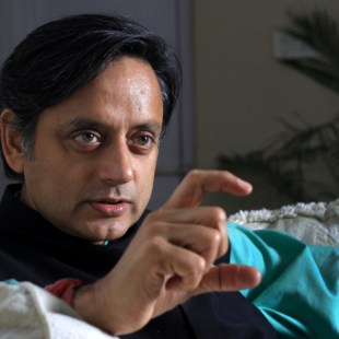 Shashi Tharoor blames U.S., India for failed Secretary General bid