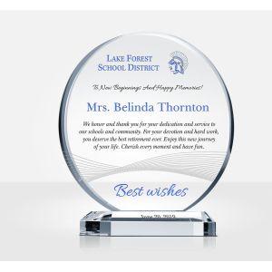 Divine Sample Educator Retirement Gift Ideas Plaque Wording Diy Awards Teacher