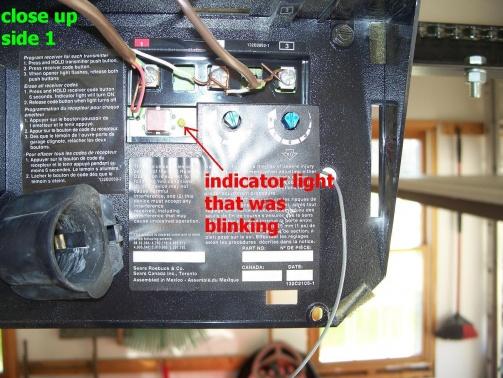 Bon Genie Garage Door Opener Learn Button. Craftsman Garage Door Opener Motor  Not Working Clicking Sound100_8283jpg