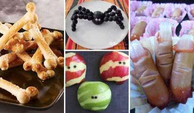 Awesome Halloween Party Snack Hacks - DIYCraftsGuru