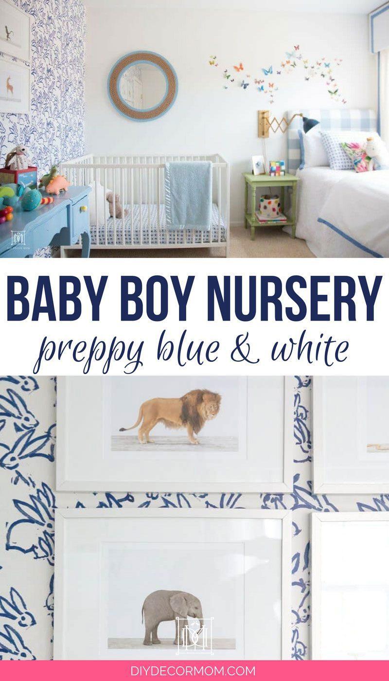 Genuine Baby Boy Nursery Decor Baby Boy Room Boy Nursery Ideas Baby Boy Nursery Signs Baby Boy Nursery Wall Decor Baby Boy Room Blue houzz-03 Baby Boy Nursery