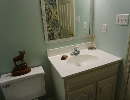 Bathroom Renovation on a Budget with Homax