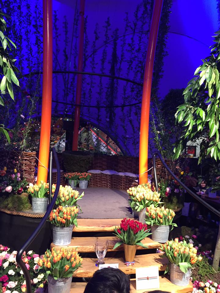 Flower Show Ecodome