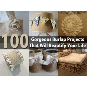 Famed Burlap Projects That Will Beautify Your Life Diy Crafts Diy Projects Interior Decorating Diy Fall Decorating Projects