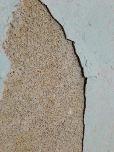 1960s house; state of walls after stripping wallpaper   DIYnot Forums