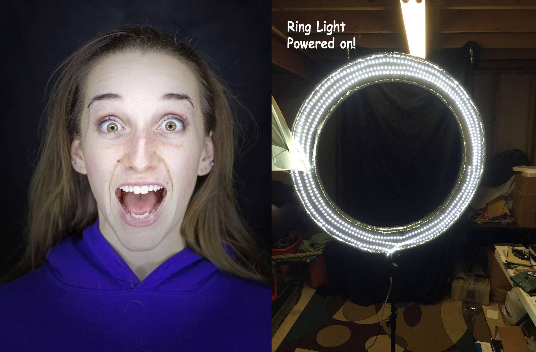 Fullsize Of Ring Light Photography