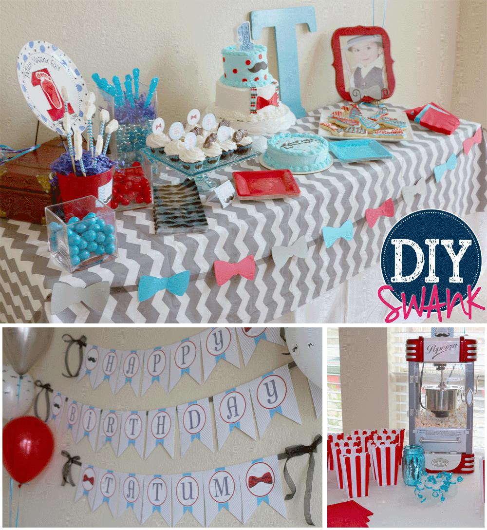 Cake Decorations Diy Man : Diy Birthday Decorations For Him ~ Image Inspiration of ...