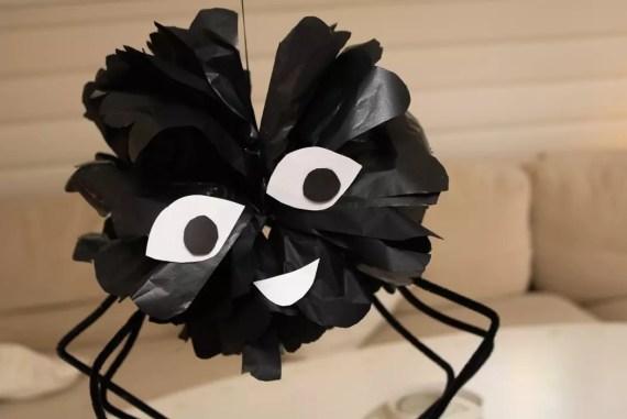 Pompomspindlar