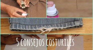consejos de costura