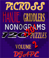 Picross_, Hanjie_, Griddlers_, Nonograms_, volume 2