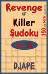 Revenge of Killer_Sudoku, volume 3