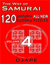 The Way of Samurai_Sudoku, volume 4