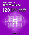 The Way of Samurai_Sudoku, volume 5