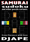 Samurai_Sudoku and other puzzle variants