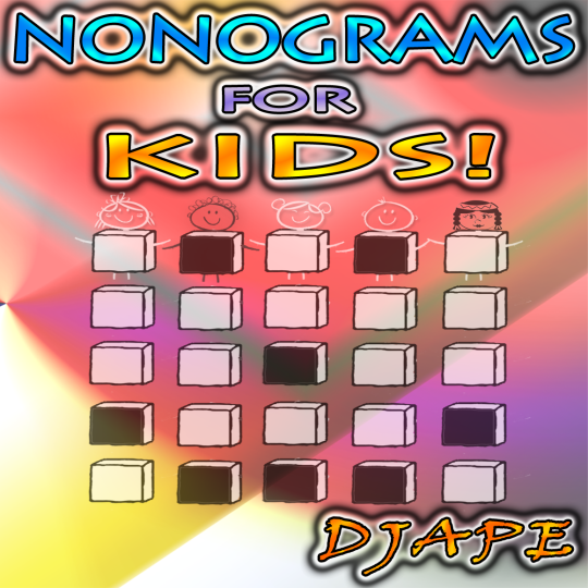 Nonograms for Kids game on Kindle nonograms for kids 1160px 1024x1024