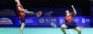 Juara China Open 2018