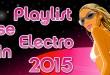 Playlist House Electro Juin 2015